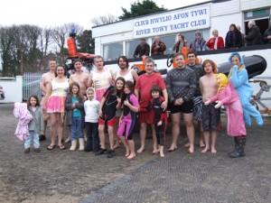Ferryside Lifeboat Big Swim 2010