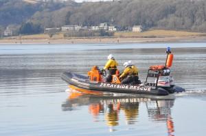 Ferryside Lifeboat - Blundell