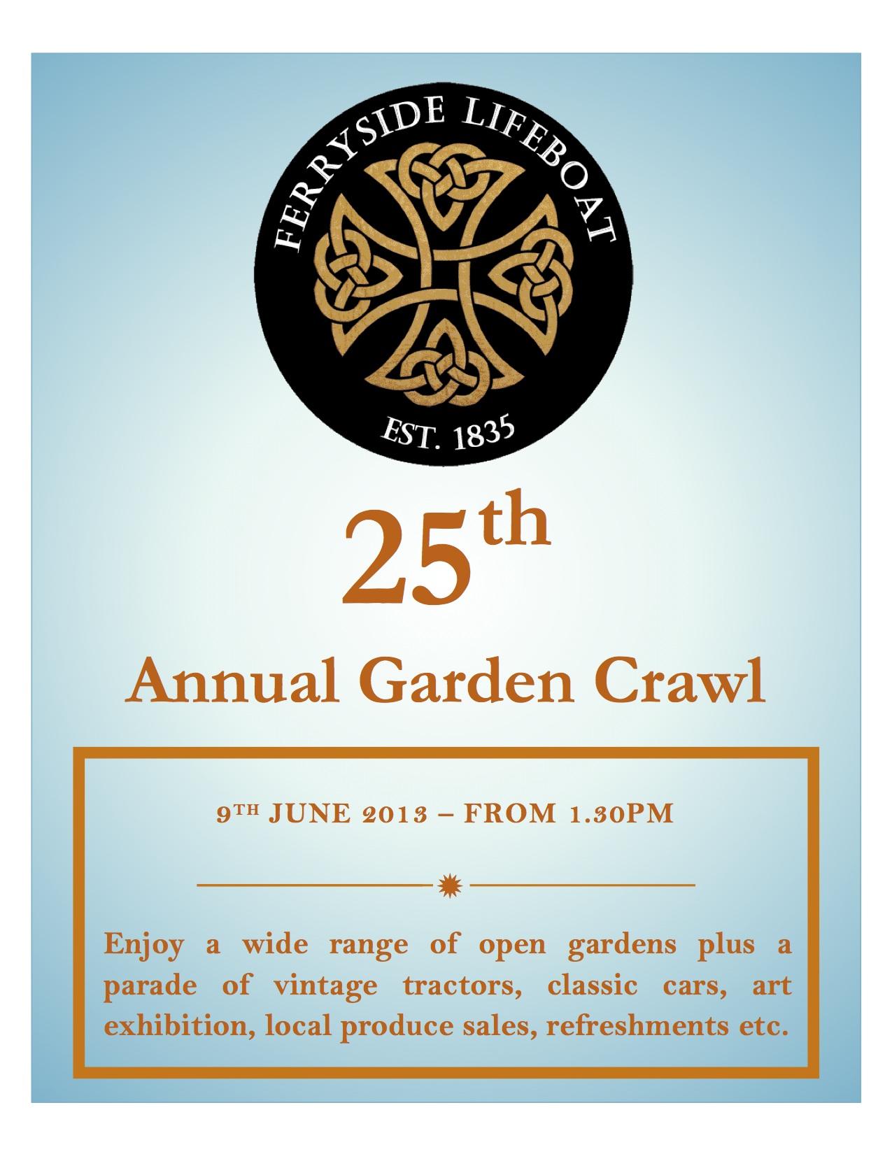 Garden Crawl
