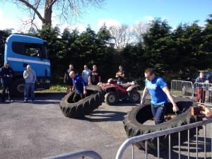 Tyre lift