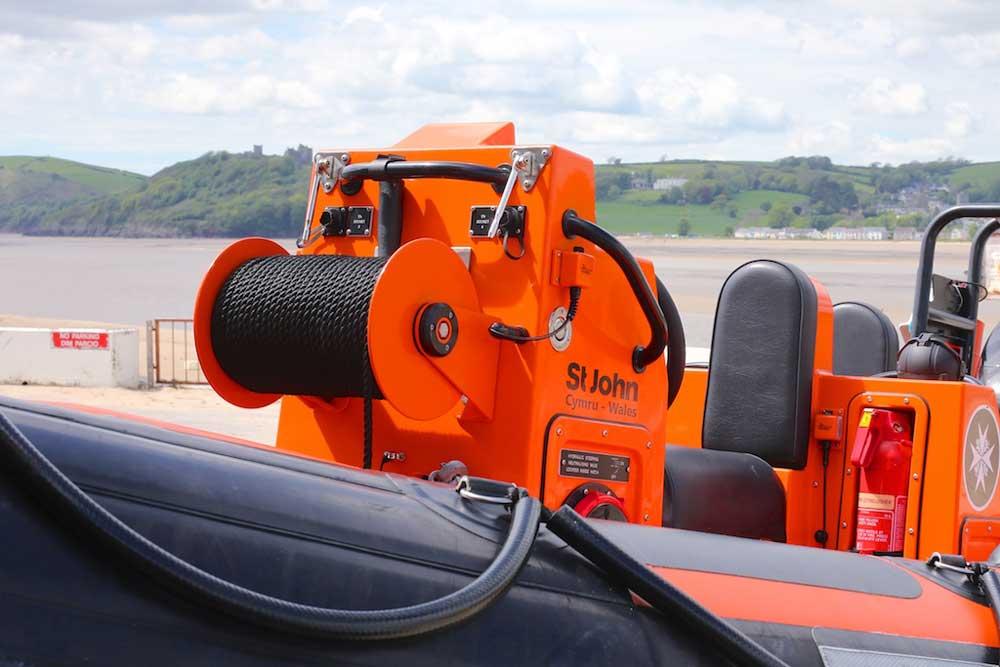 Ferryside Lifeboat